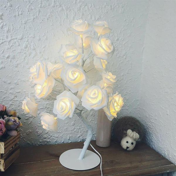 Rose Tree LED Table Lamp