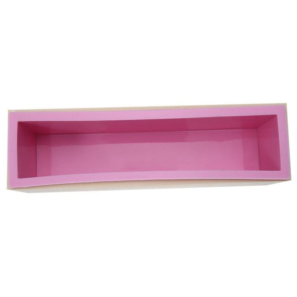 Silicone Rectangular Loaf Mold