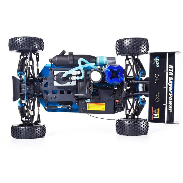 MotorRacer - Off-Road Remote Control Car