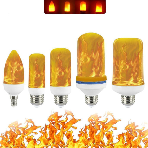 Firelight - Lifelike LED Flame Light Bulb