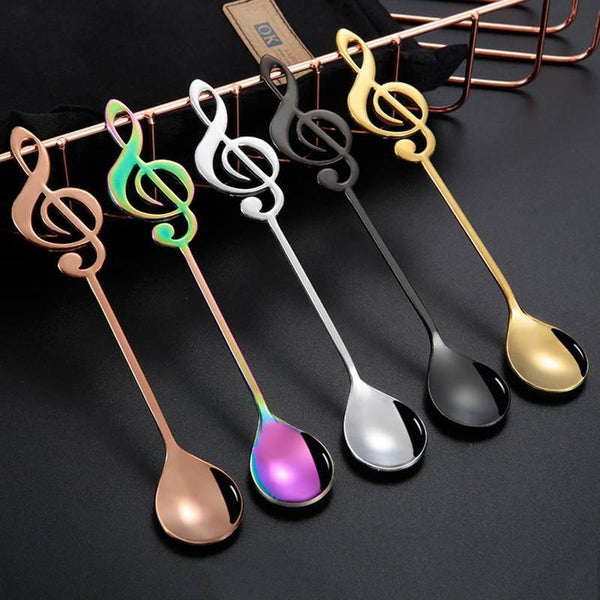 Treble - Music Inspired Teaspoon