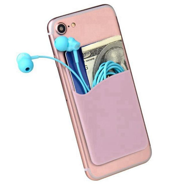Phone Pocket - Adhesive Mobile Phone Case