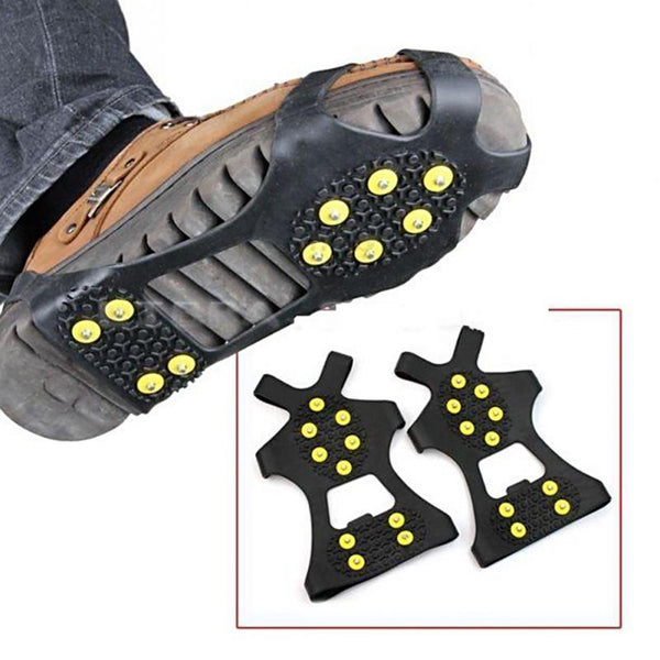 GripSoul - Anti-Skid Studded Overshoe Cleats