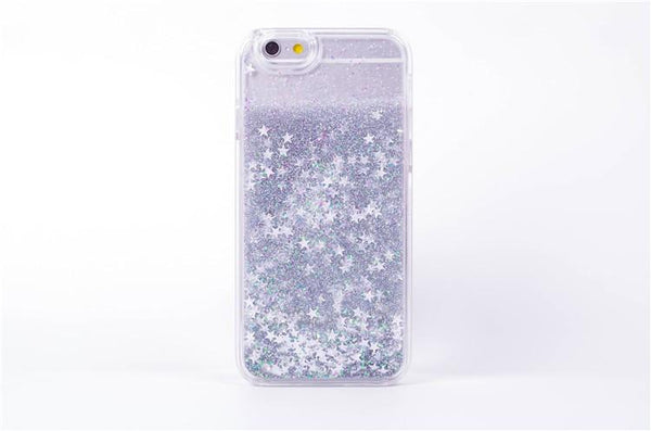 Glitter Waterfall Cases - for iPhone