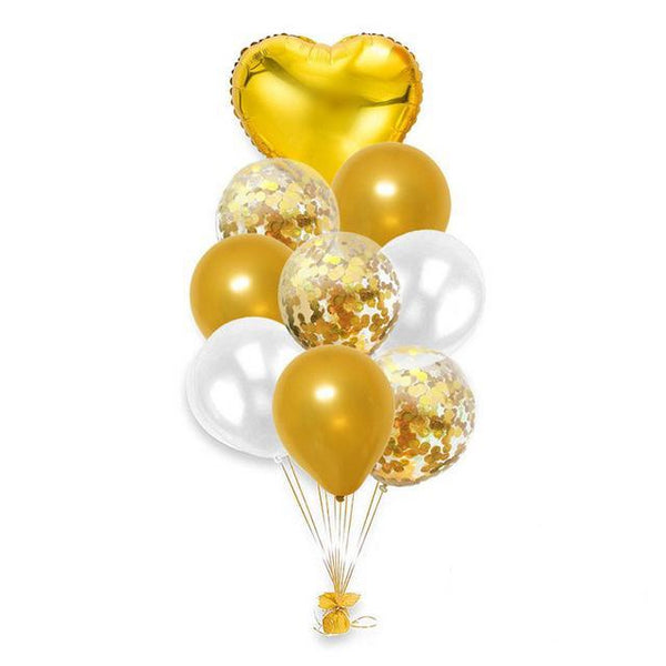 Bridal Shower Decorative Balloons