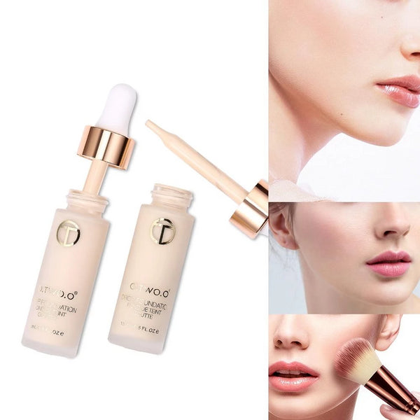 Dorcas - Full Cover Liquid Foundation