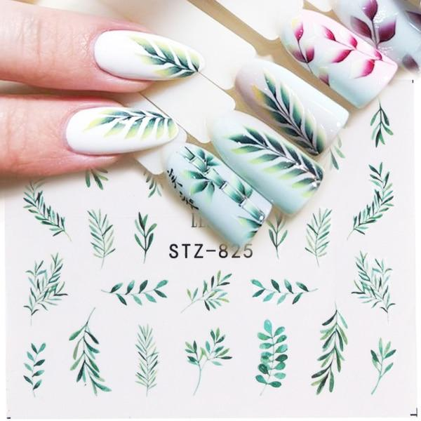 Tamika - Nail Art Stickers