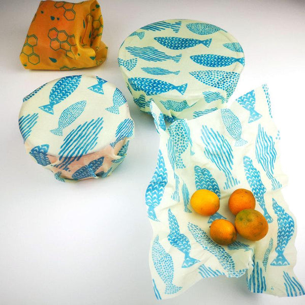Bees Wax Reusable Eco-Friendly Wrap