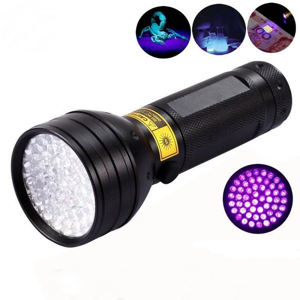 HiLight - LED UV Detection Flash Light