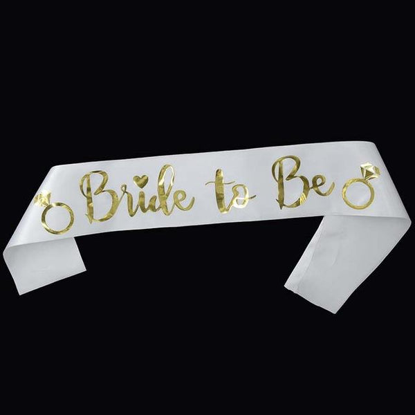 Bride to Be Bachelorette Party Accessories