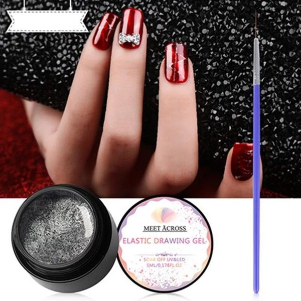 SpiderNail - Nail Art Gel Paint