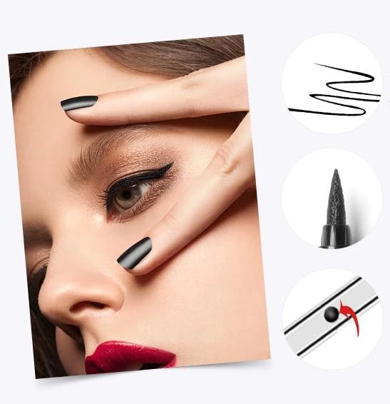 Long Lasting Fast Drying Liquid Eyeliner