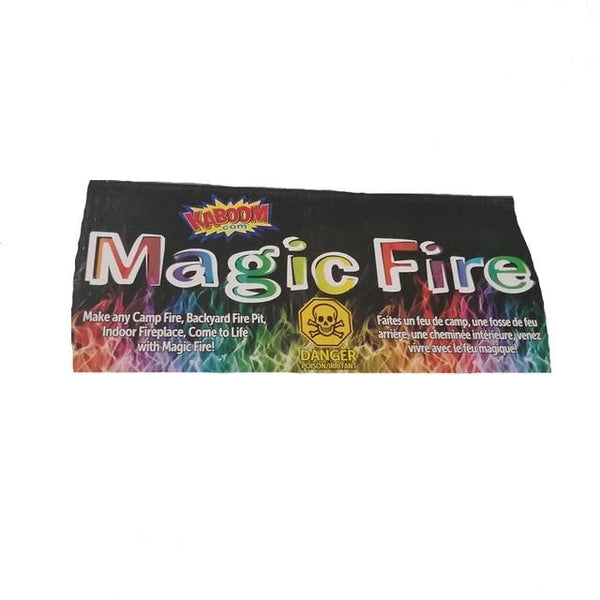 FireColor - Magic Colorful Fire Powder