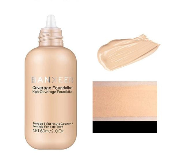 Matte Foundation Long Lasting Concealer