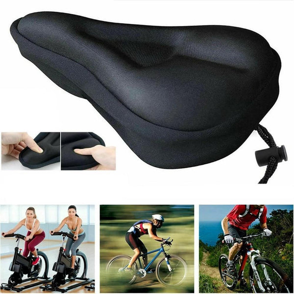 Breathable Extra Comfort Bicycle Seat Cushion