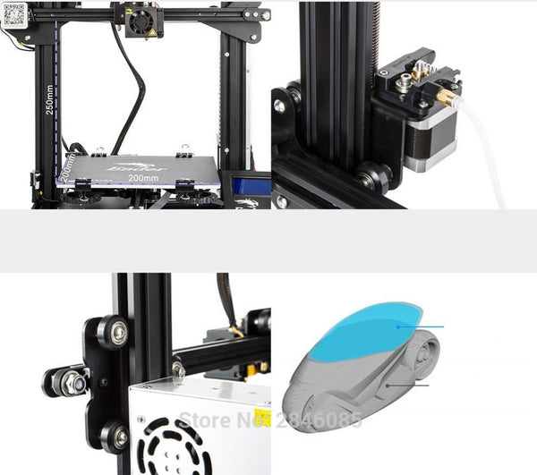 PrintZee - 3D Printer Ender 3