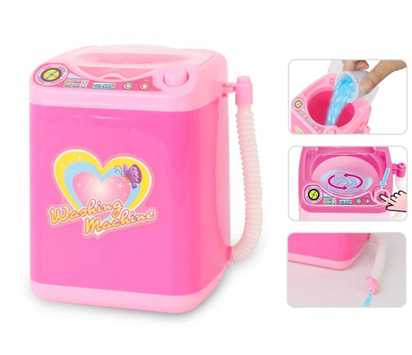 Mini Make-Up Brush Washing Machine
