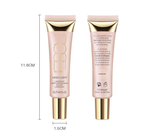 Shimmer Highlighter Contour Concealer