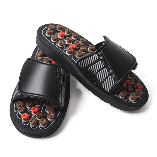 AcuShu - Acupuncture Massage Slippers