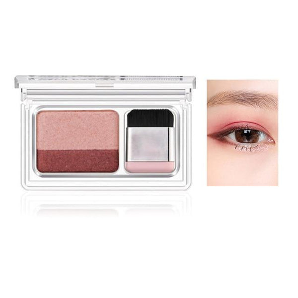 LazEye - Double Layer Eye Shadow Palette