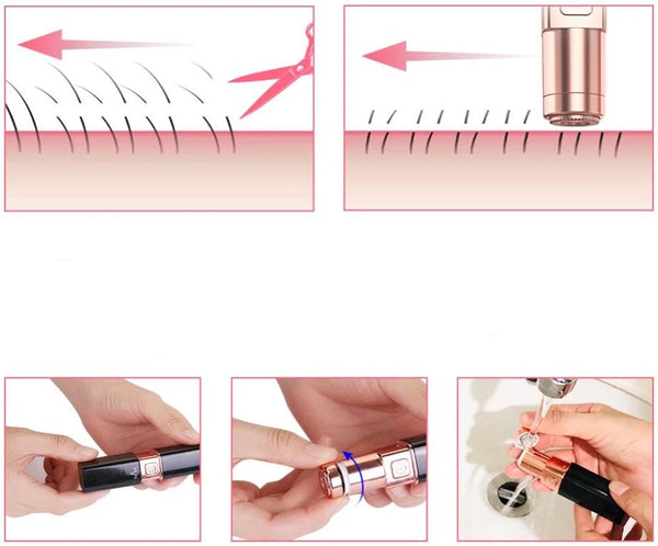 EpiStick - Electric Epilator Stick