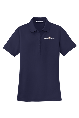 Ladies' EZCotton Polo