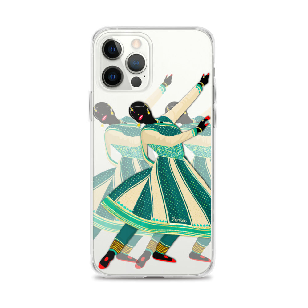 Dancing Queen: Kathak - iPhone Case