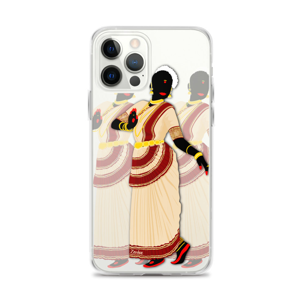 Dancing Queen: Mohiniyattam - iPhone Case