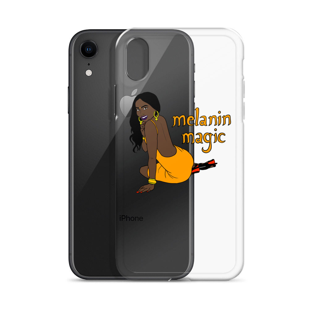 Melanin Magic - iPhone Case
