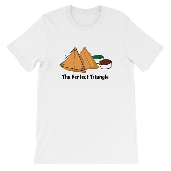 The Perfect Triangle - Short-Sleeve Unisex T-Shirt