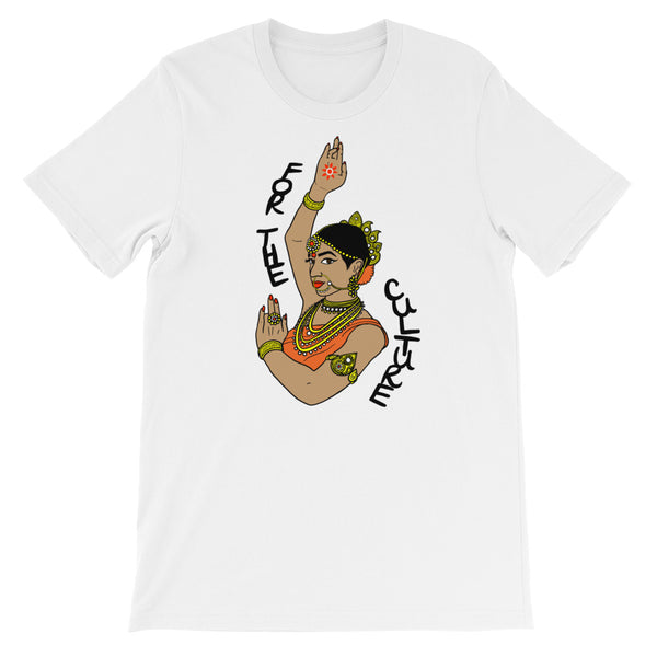 For the Culture - Short-Sleeve Unisex T-Shirt