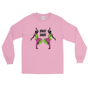 B-Nat Babe - Long Sleeve T-Shirt