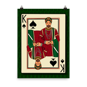 King of Spades - Poster
