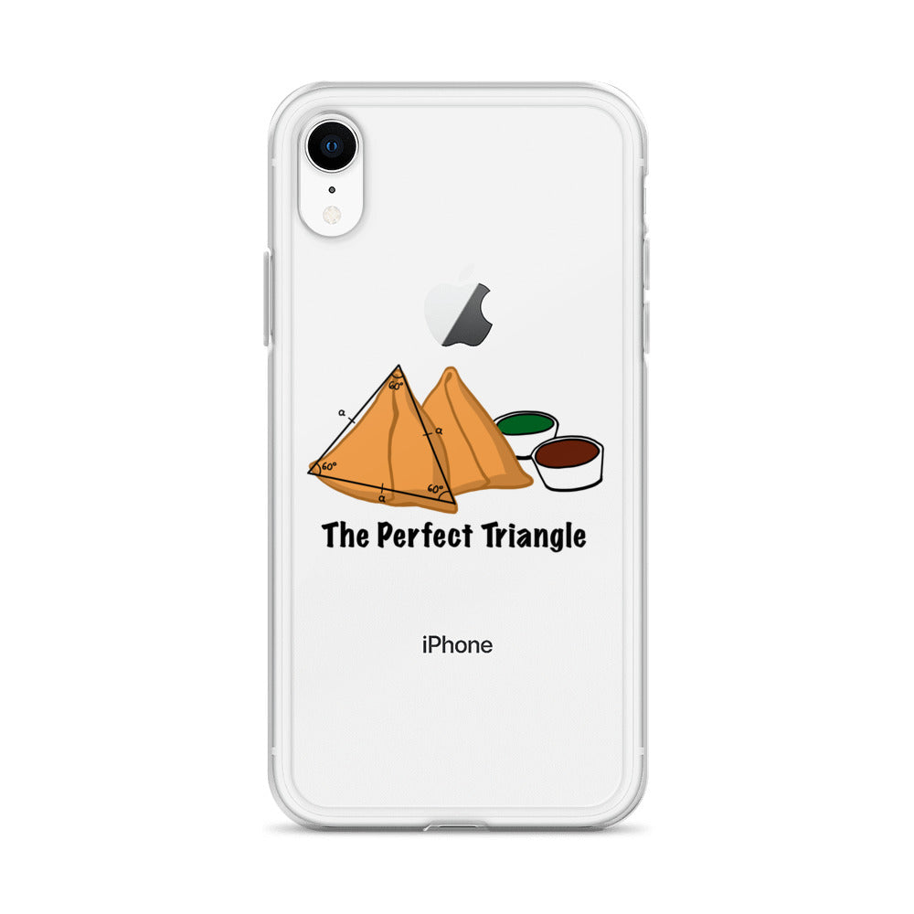 The Perfect Triangle - iPhone Case