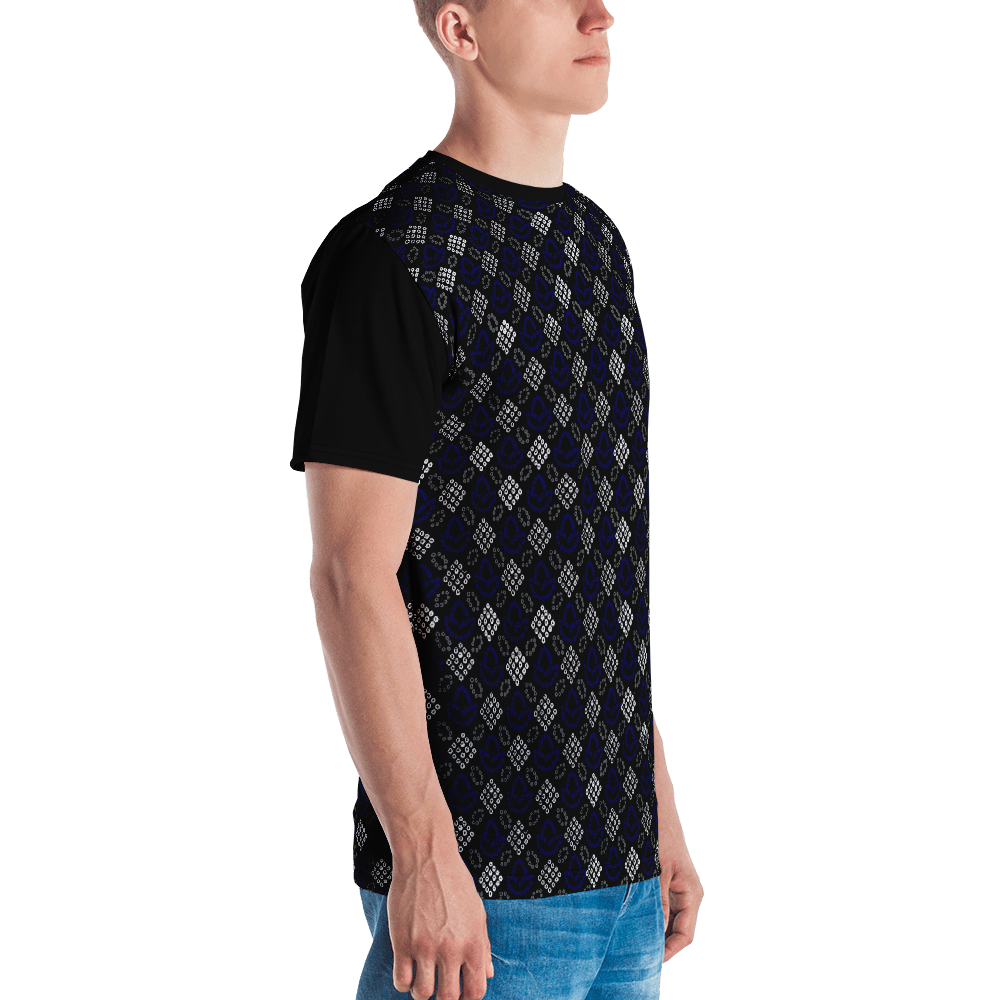 Bandhani Black -  T-shirt