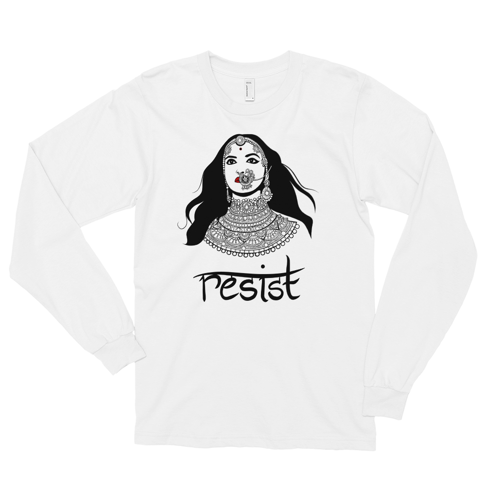 Resist - Long sleeve t-shirt