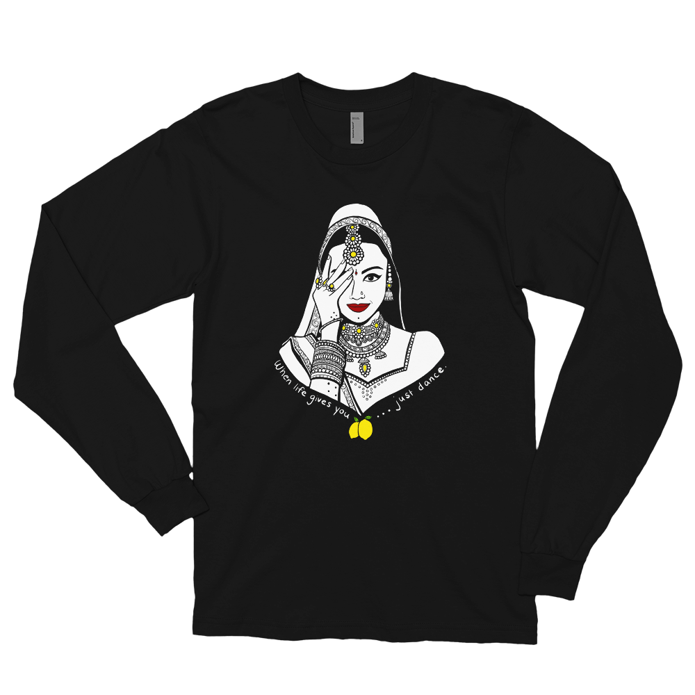Lemons - Long sleeve t-shirt