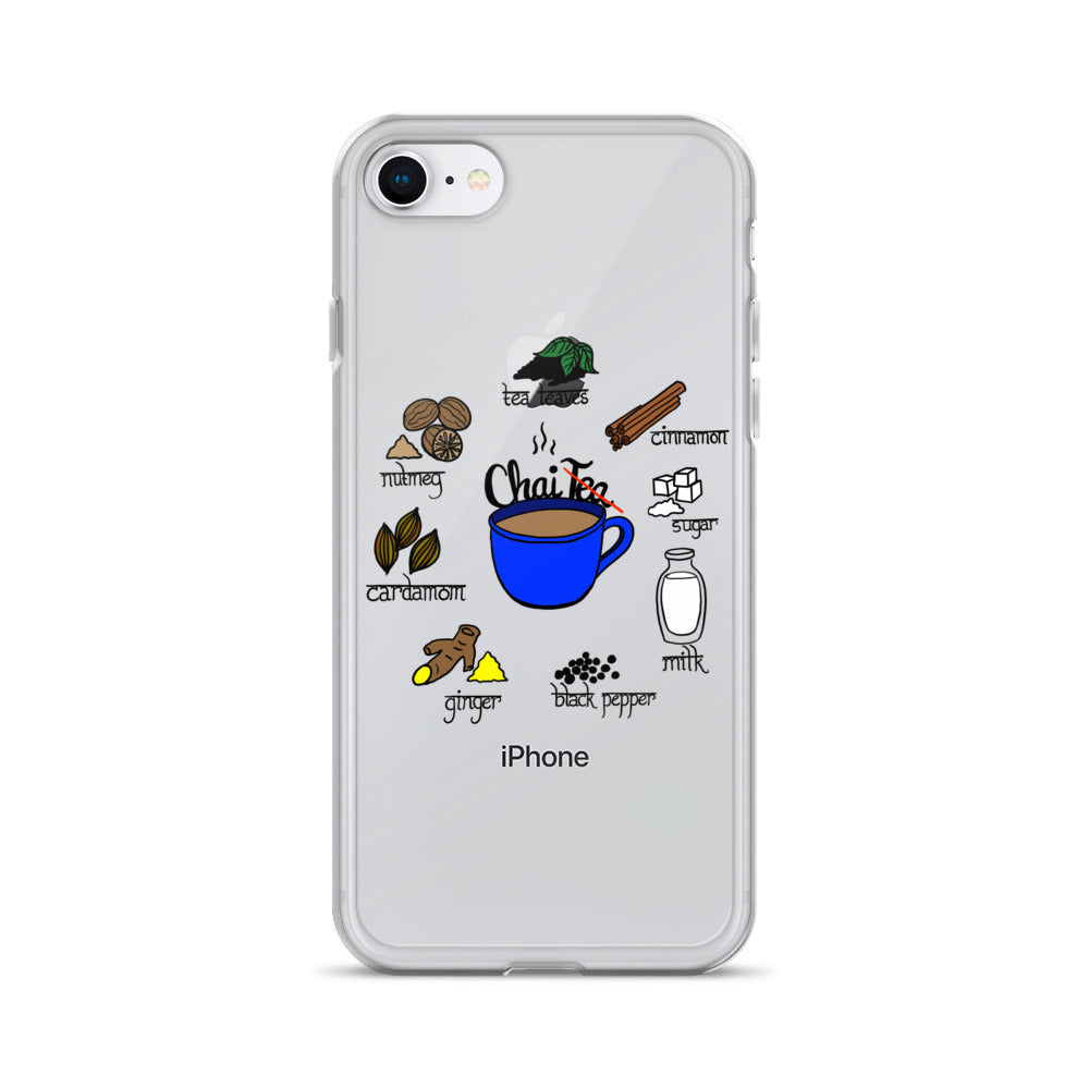 Chai Tea? - iPhone Case