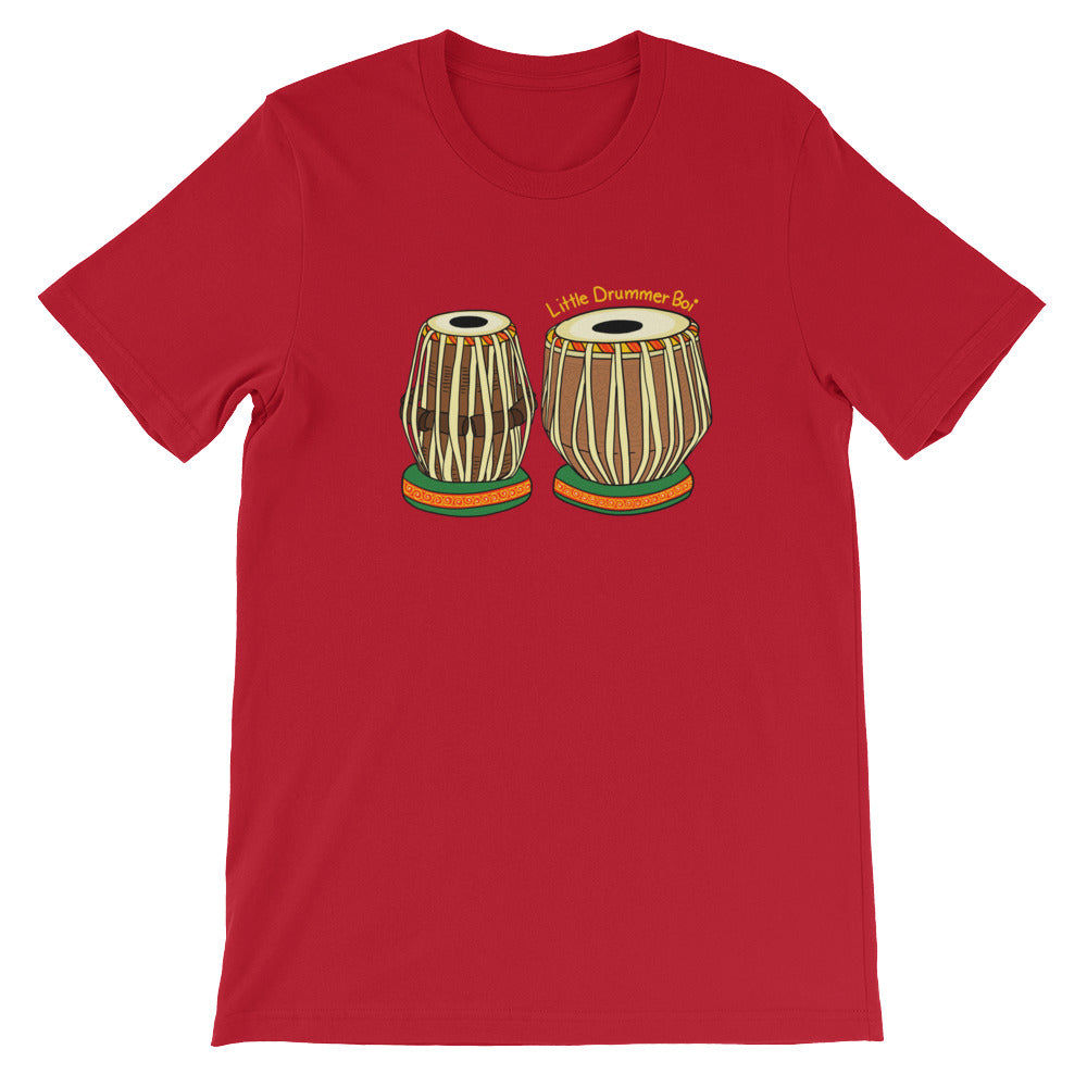 Little Drummer Boi - Short-Sleeve Unisex T-Shirt