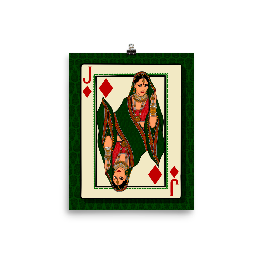 Jack of Diamonds - Poster