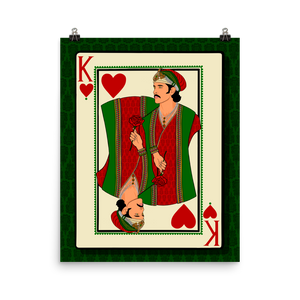 King of Hearts - Poster