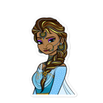 Snow Queen - stickers