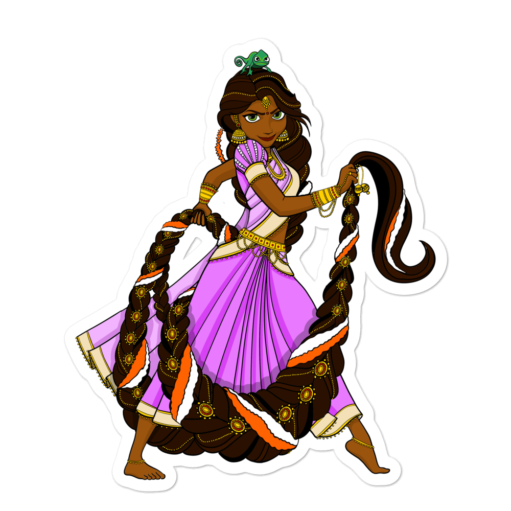 Tangled - stickers