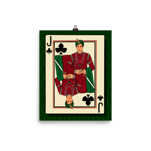 Jack of Clubs - Poster