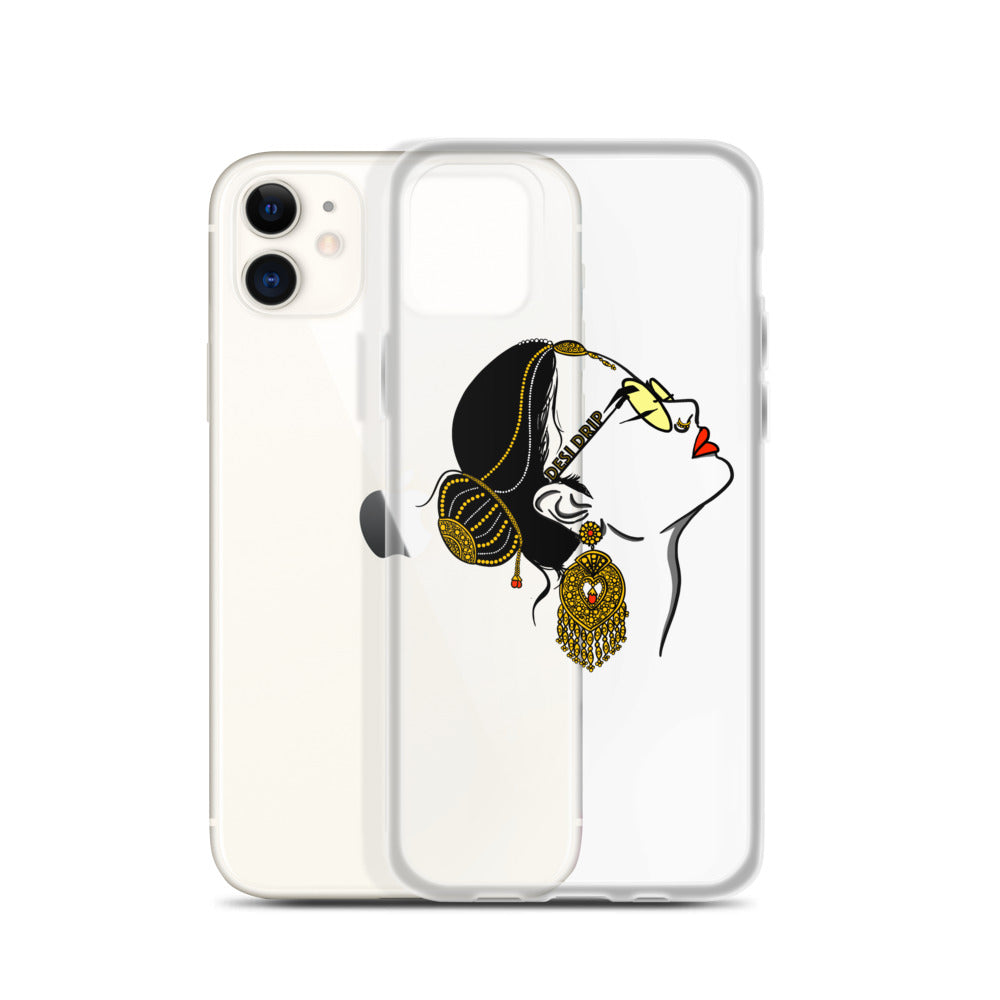 Desi Drip - iPhone Case