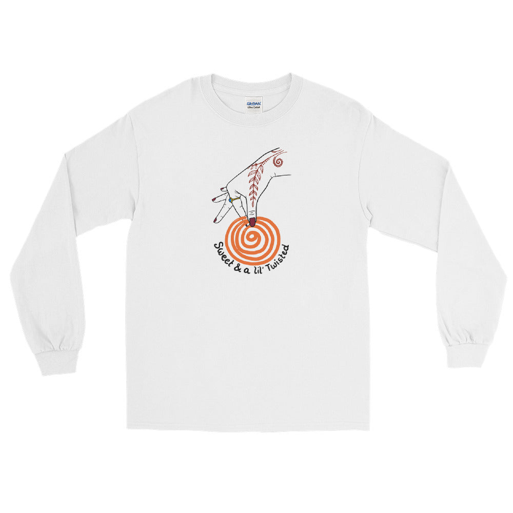 Sweet & a Lil Twisted - Long Sleeve T-Shirt