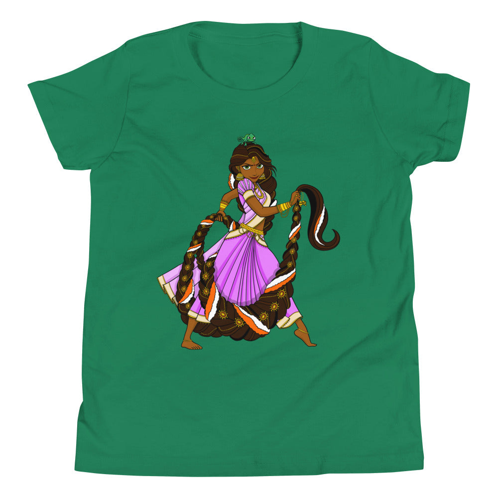 Tangled - Youth Short Sleeve T-Shirt
