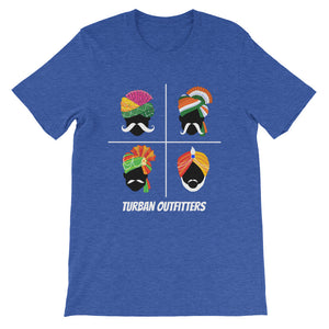 Turban Outfitters - Short-Sleeve Unisex T-Shirt