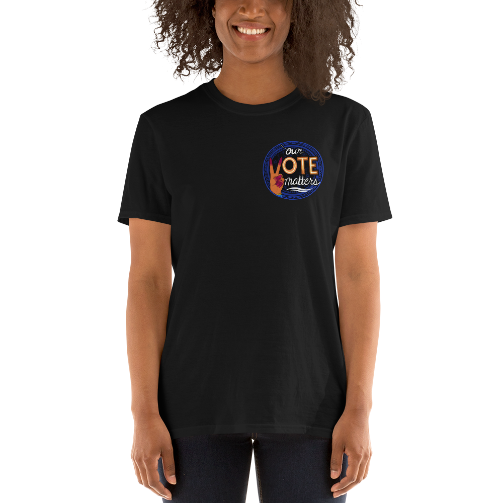 Our Vote Matters - Short-Sleeve Unisex T-Shirt