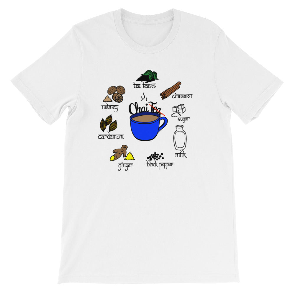 Chai Tea? - Short-Sleeve Unisex T-Shirt